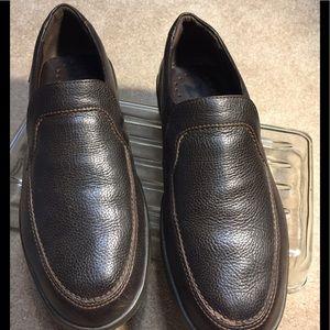 Mephisto Men's slip on Leather Shoes 10 1/2